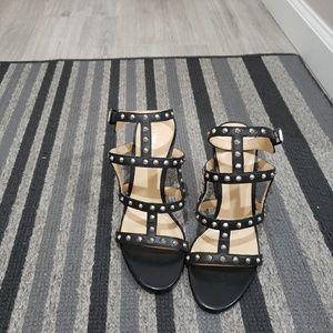 Ivanka Trump heel sandal with spikes